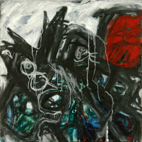 George Lampe - Untitled - GL117