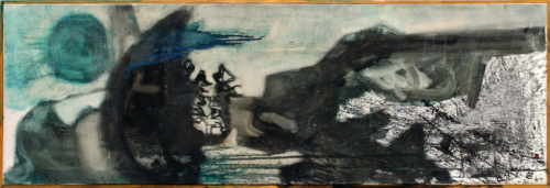 George Lampe - Untitled - GL124