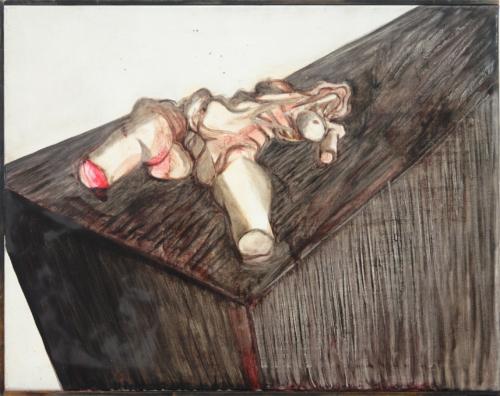 George Lampe - Untitled - GL141