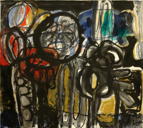 George Lampe - Untitled - GL145