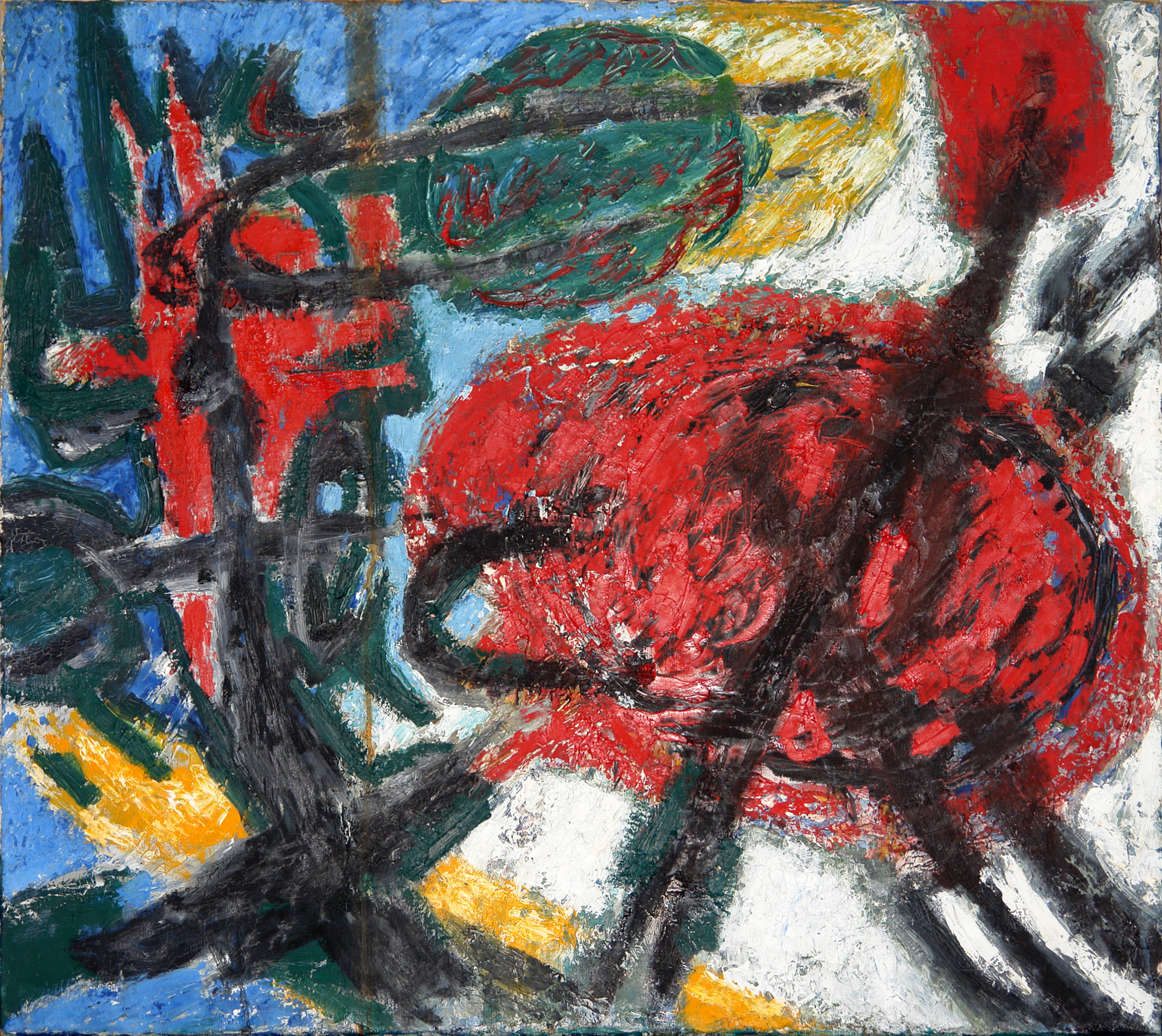 George Lampe - Untitled - GL146