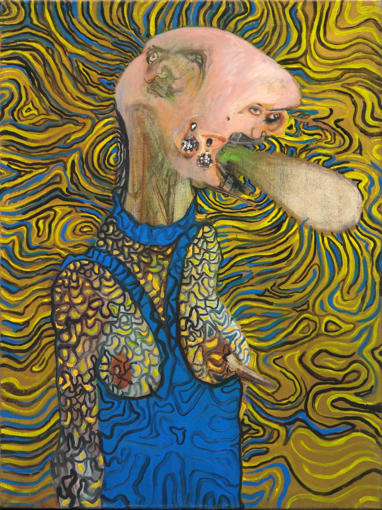 George Lampe - Untitled - GL153
