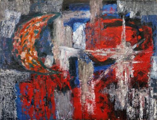 George Lampe - Untitled - GL156