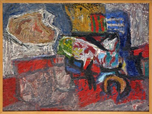 George Lampe - Untitled - GL157