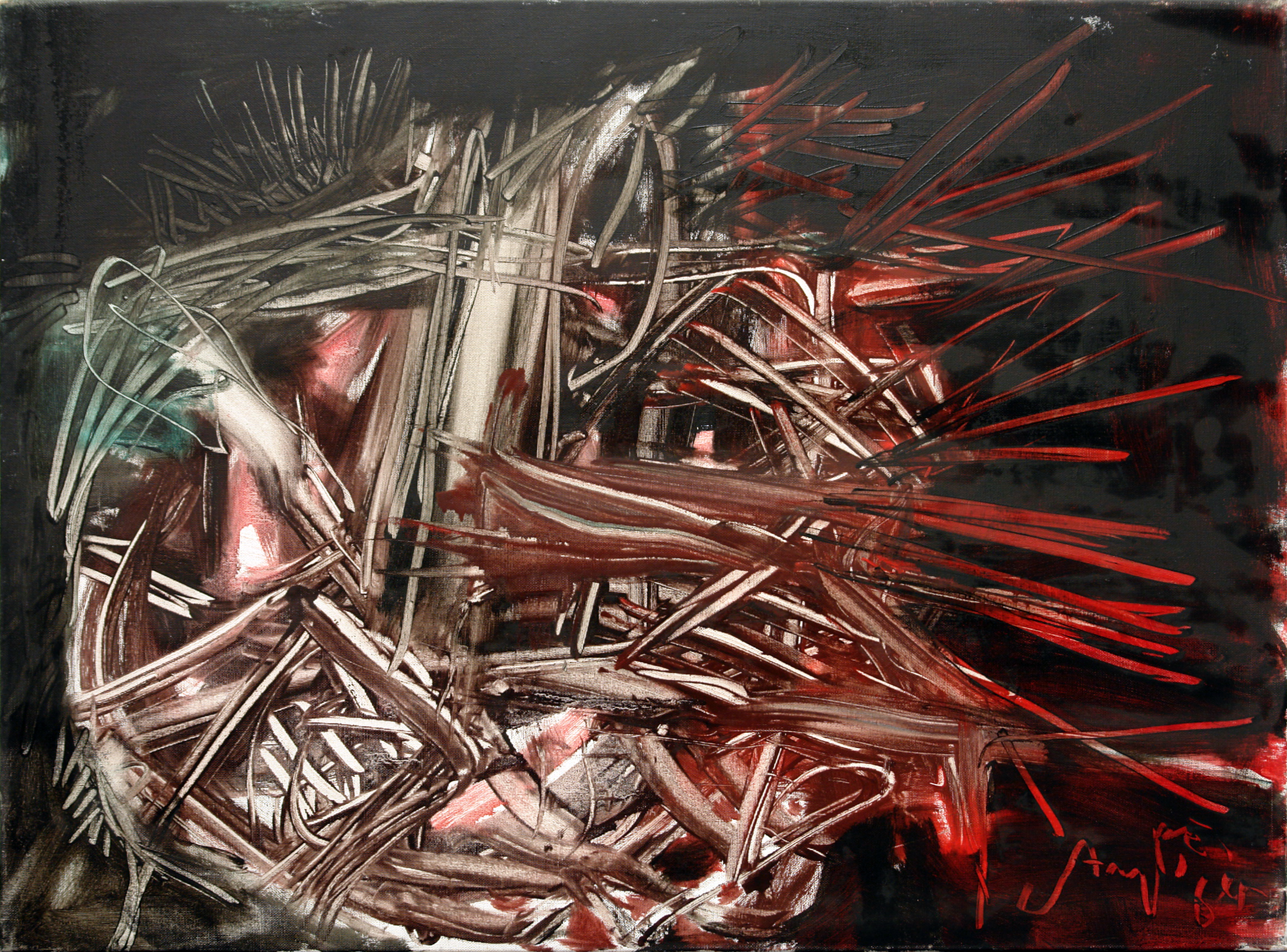 George Lampe - Untitled - GL161
