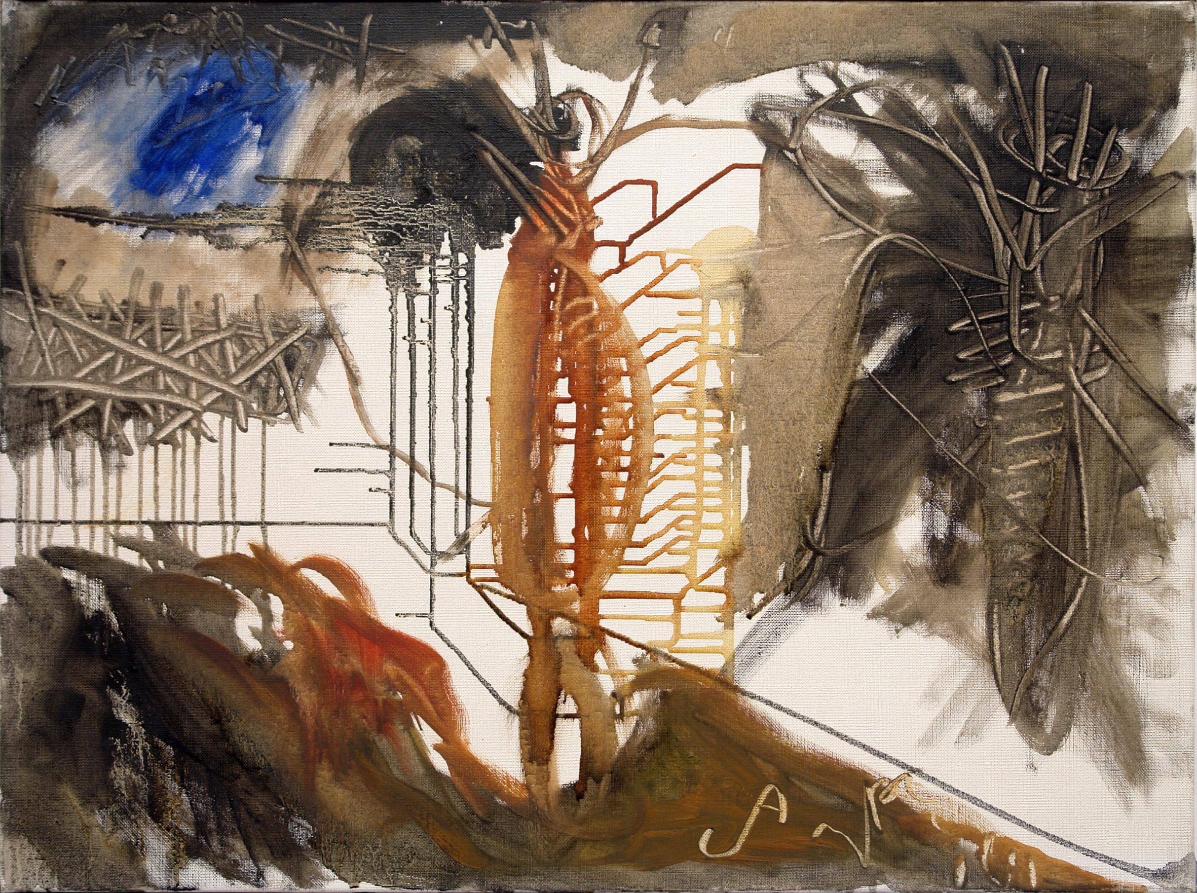 George Lampe - Untitled - GL162