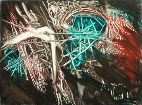 George Lampe - Untitled - GL164