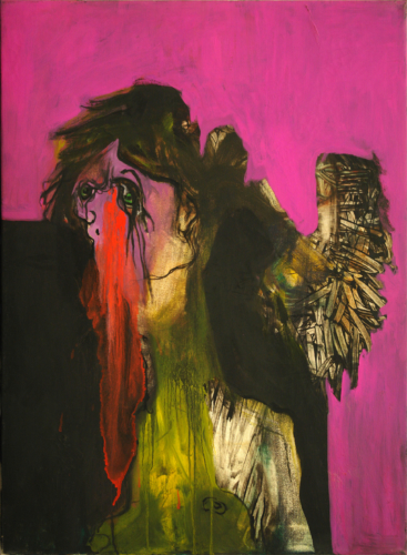 George Lampe - Untitled - GL177