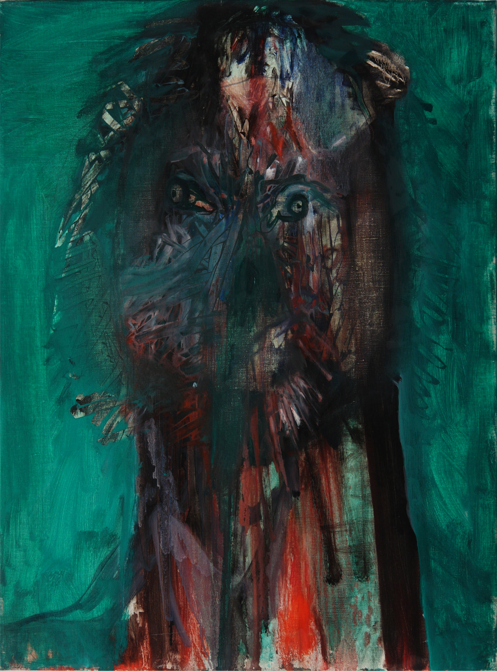 George Lampe - Untitled - GL180