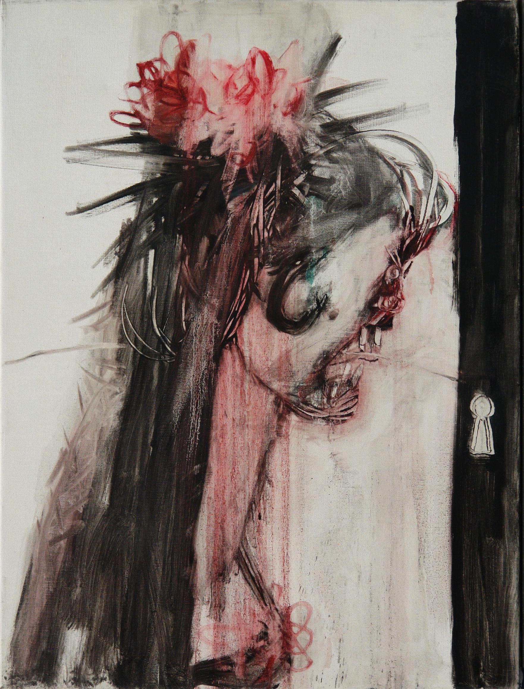 George Lampe - Untitled - GL182