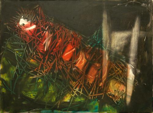 George Lampe - Untitled - GL183