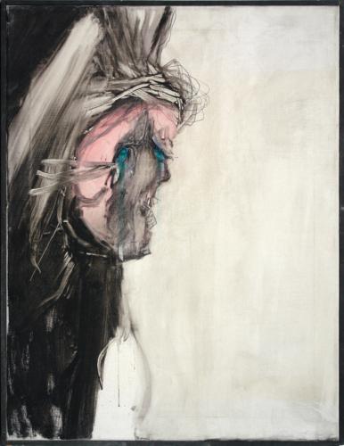 George Lampe - Six Portraits de la Schizophrénie (Femmes) No 1 (Six Portraits of Schizophrenia (Females) #1) - GL187