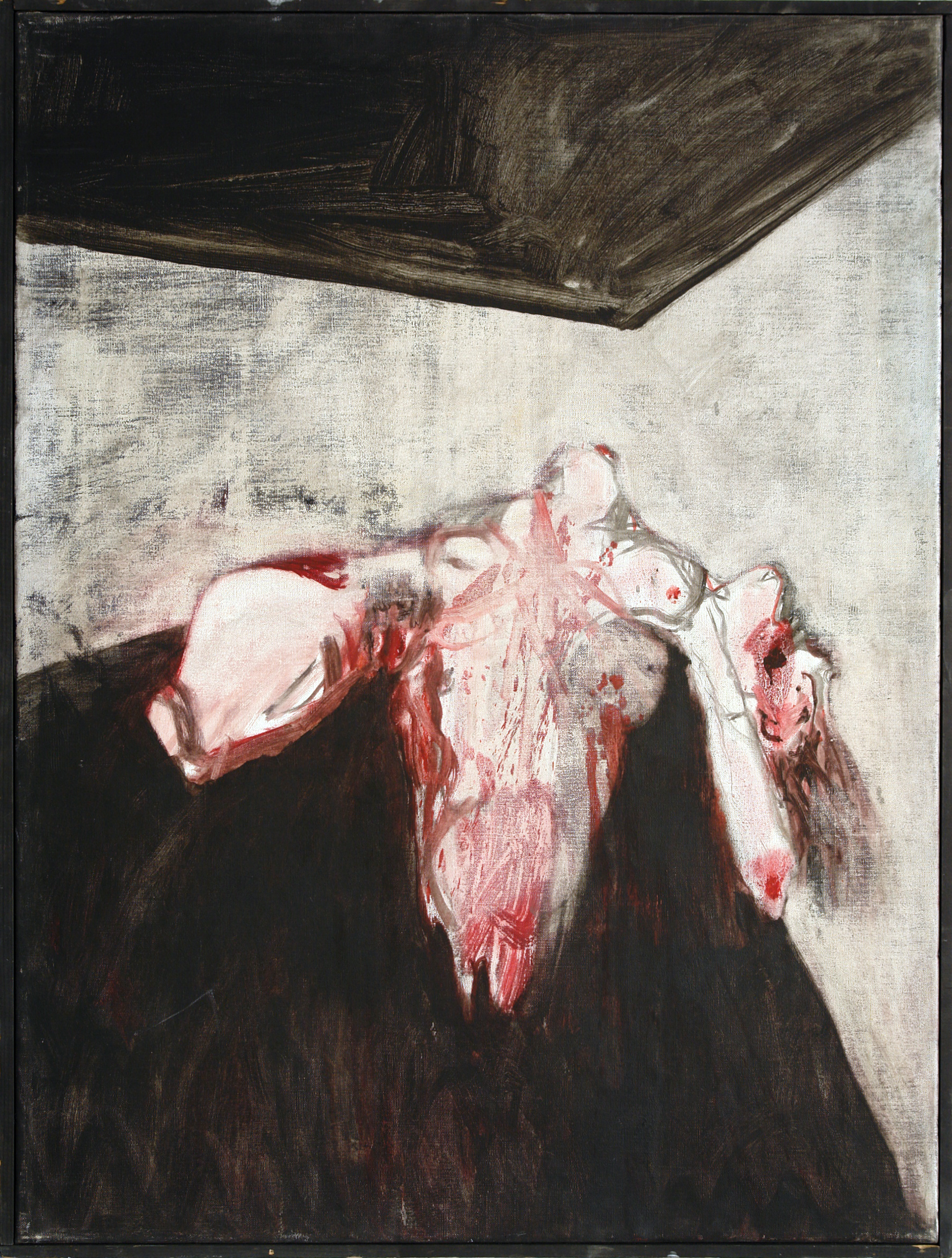 George Lampe - Slaughtered Woman - GL190