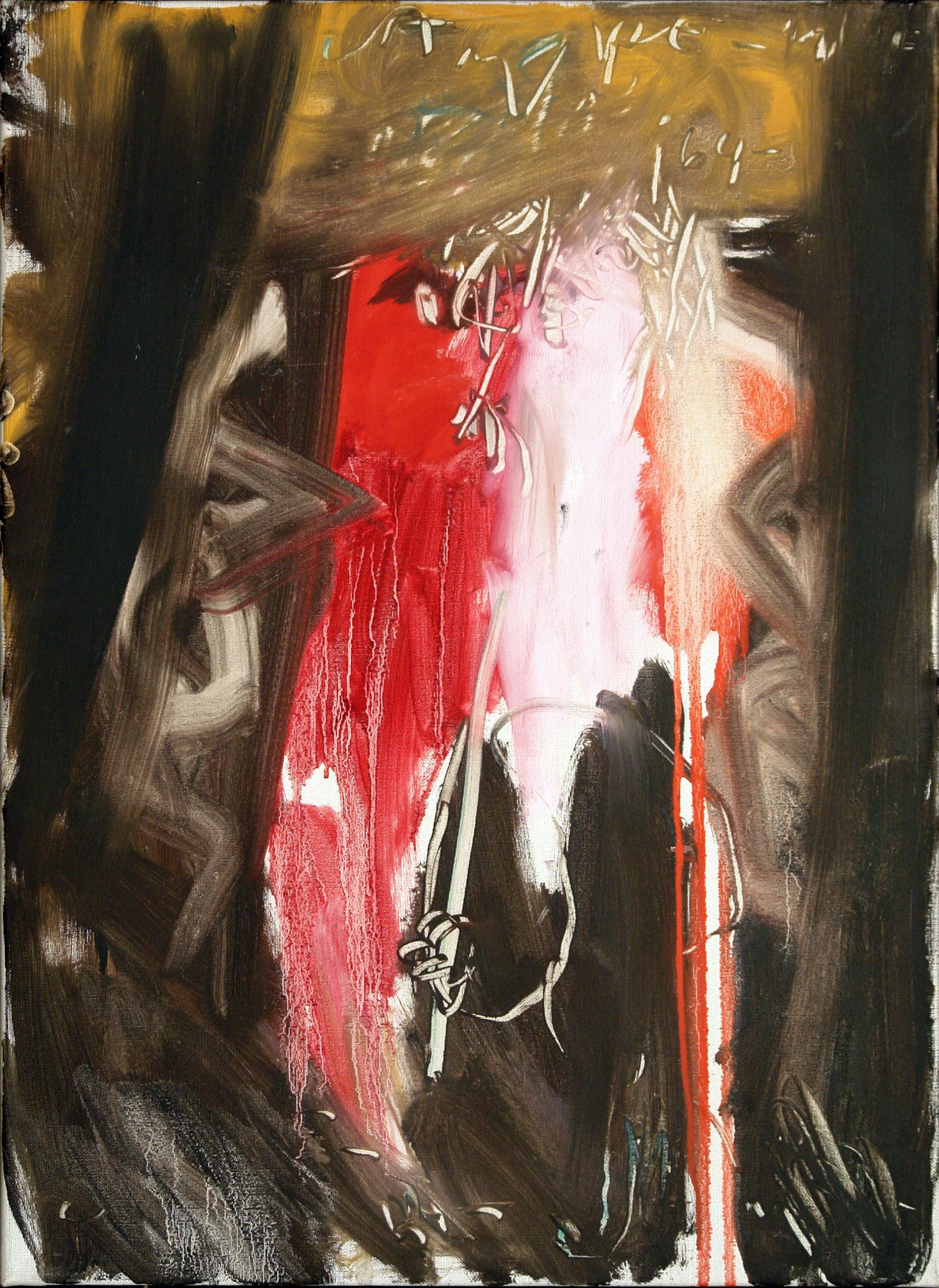 George Lampe - Untitled - GL195