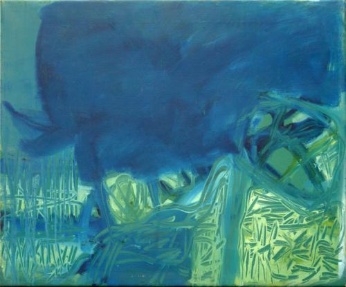 George Lampe - Untitled - GL199