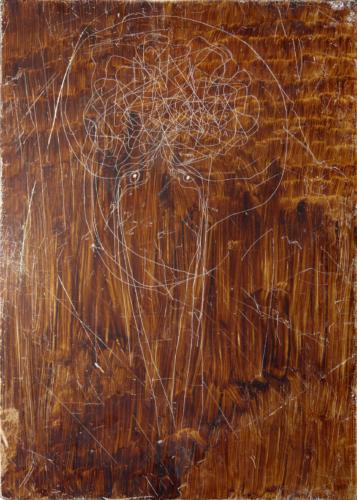 George Lampe - Untitled - GL209