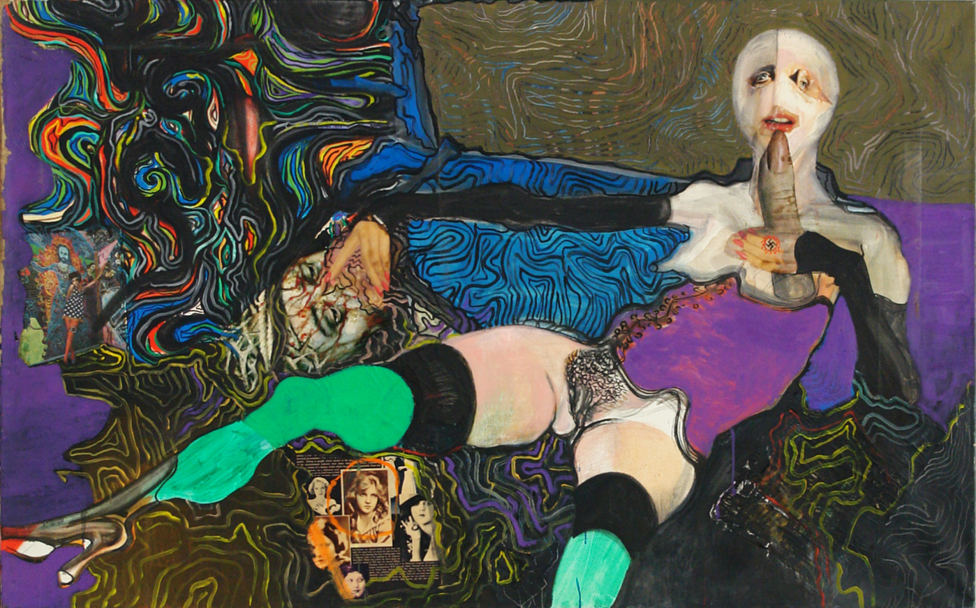 George Lampe - Untitled - GL27