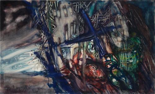 George Lampe - Untitled - GL38