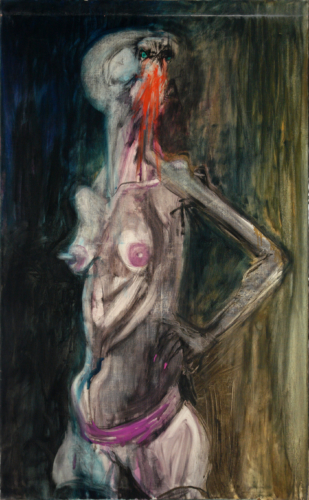 George Lampe - Untitled - GL42