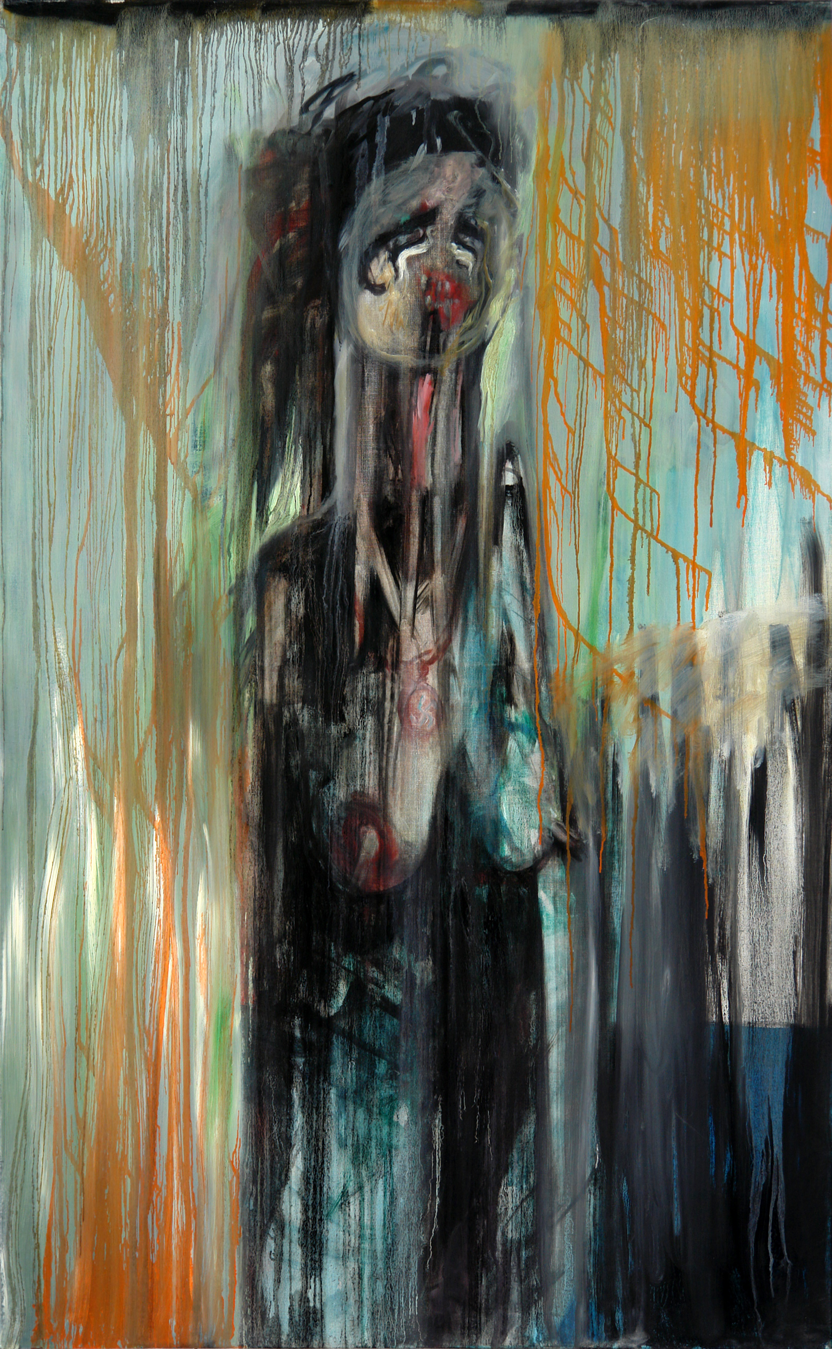 George Lampe - Untitled -GL49