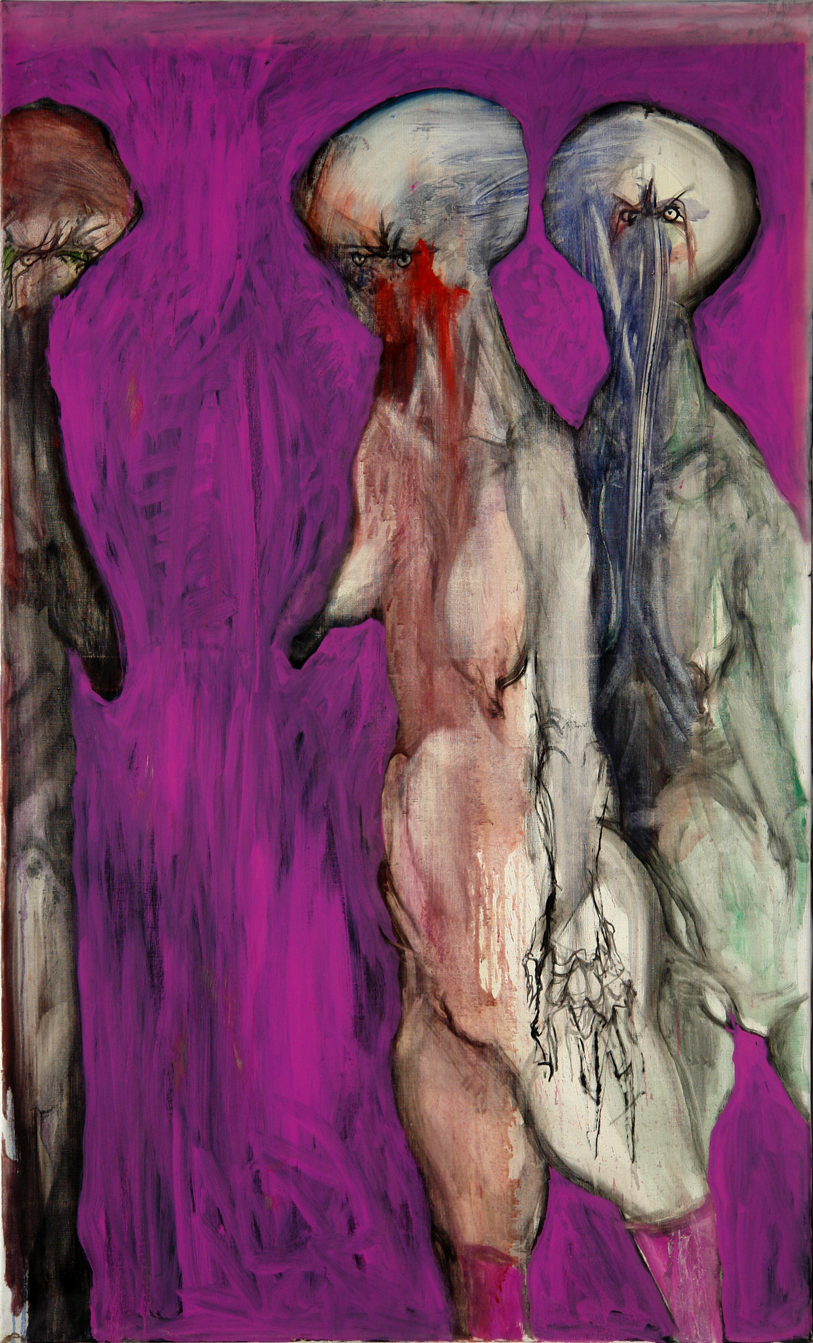 George Lampe - Untitled - GL56