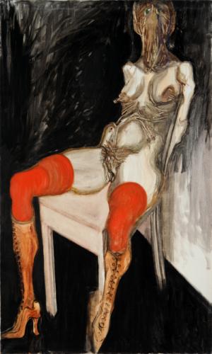 George Lampe - Untitled - GL57