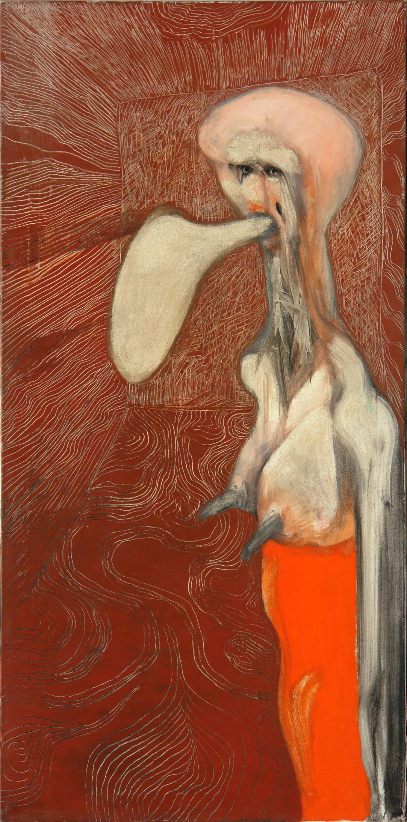 George Lampe - Untitled - GL67