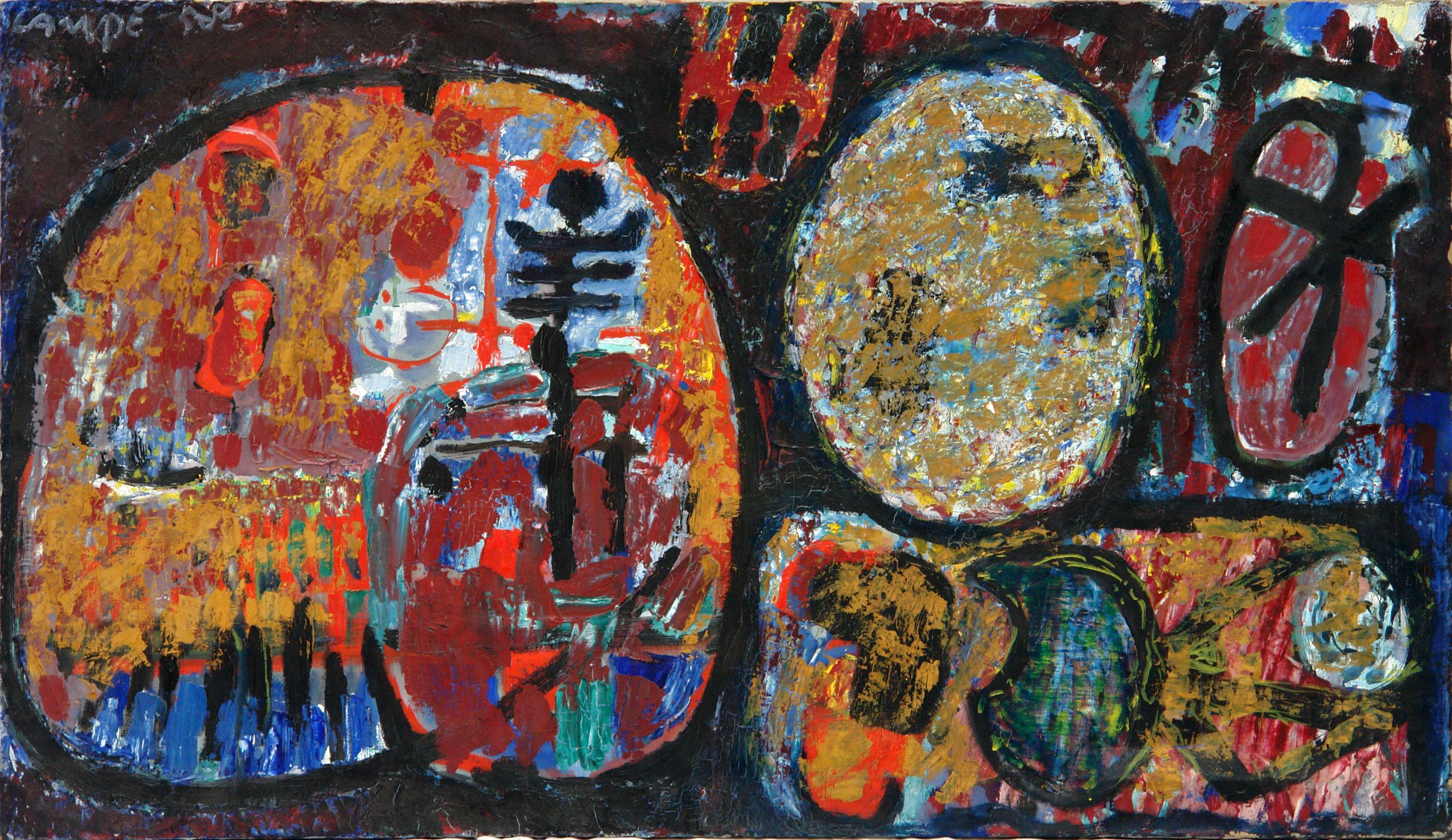 George Lampe - Untitled - GL71