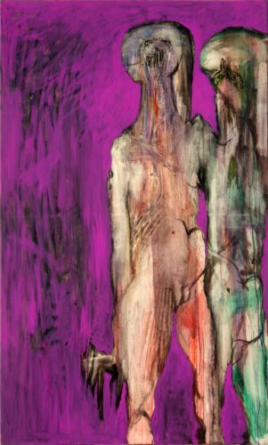 George Lampe - Untitled - GL89