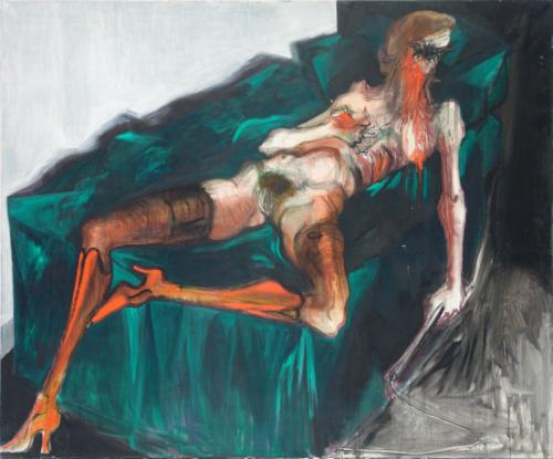 George Lampe - Untitled - GL9