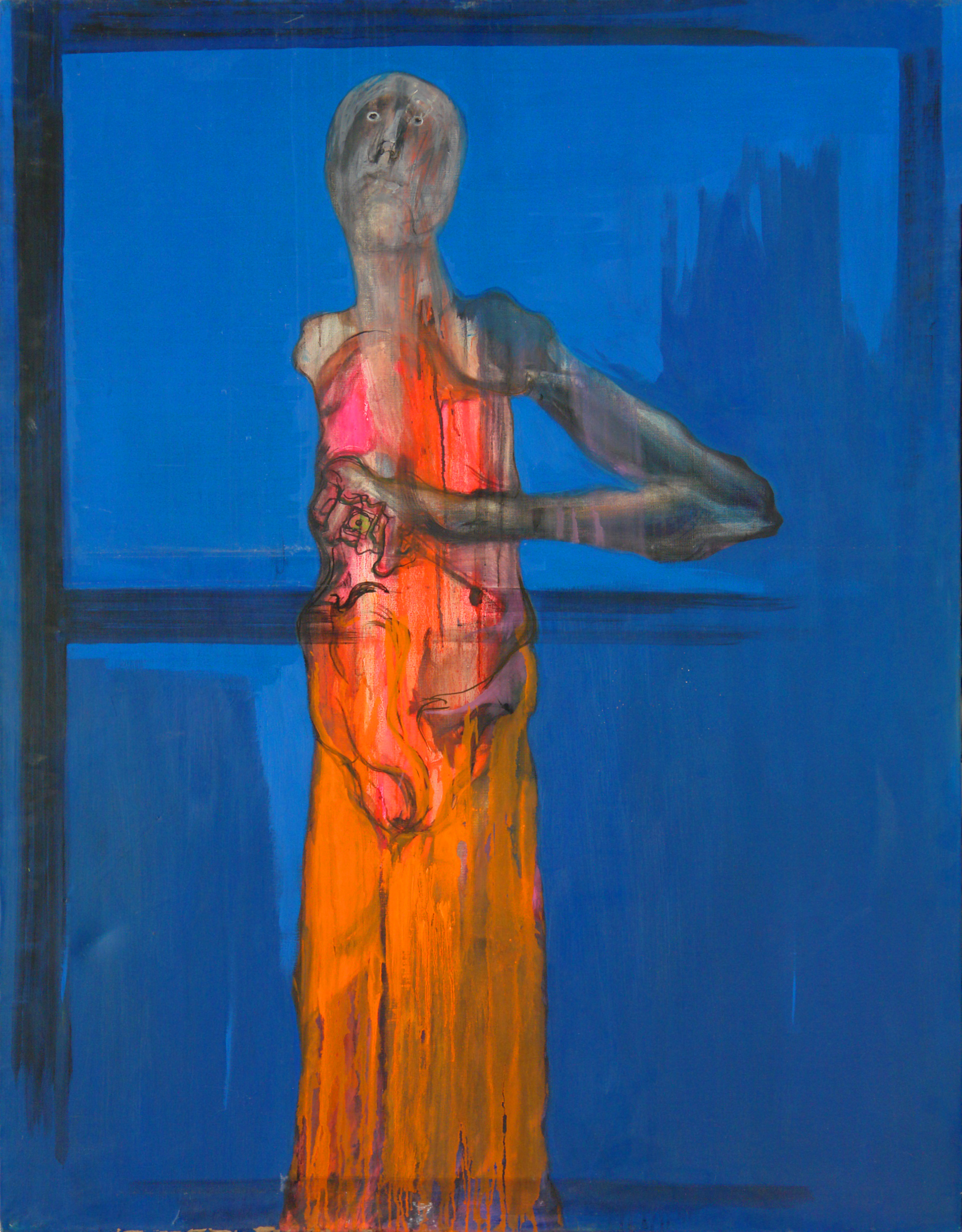 George Lampe - Untitled - GL92