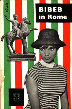 cover of Bibeb in Rome (1957)