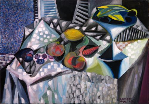 George Lampe - Untitled - GL140