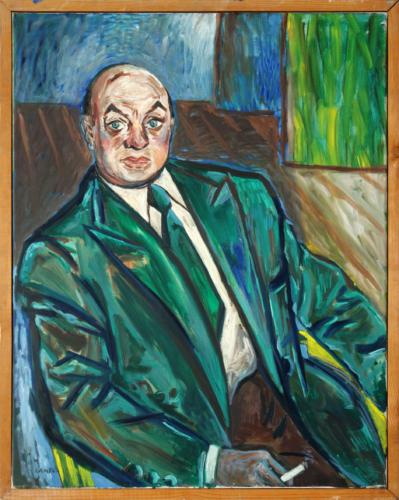 George Lampe - Untitled (Johan Valk) - GL147