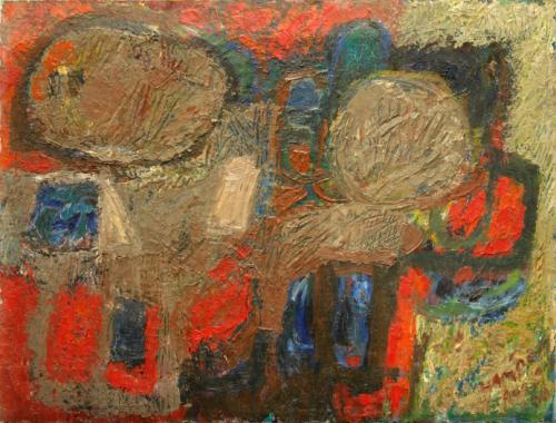George Lampe - Untitled - GL155