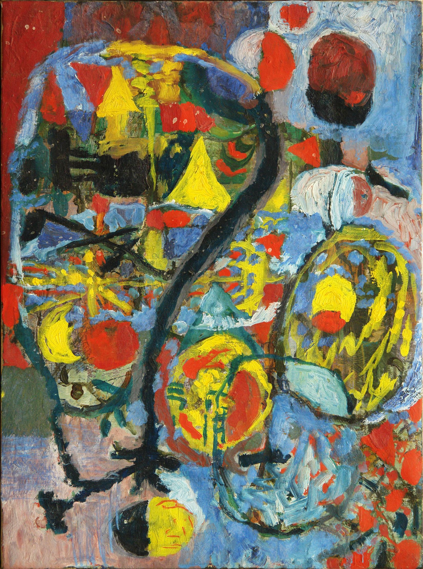 George Lampe - Untitled - GL206