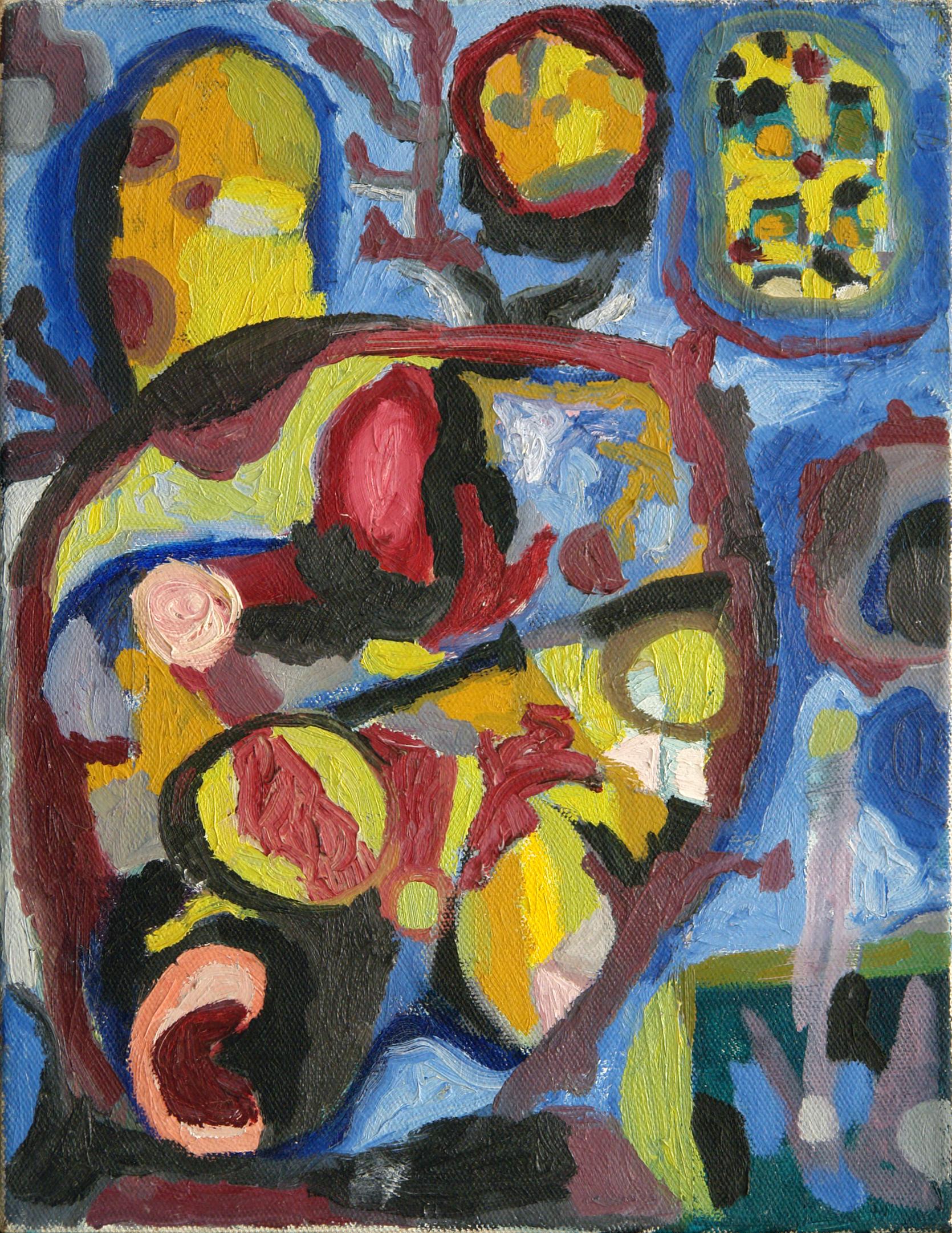 George Lampe - Stilleven Glas (Still Life Glass) - GL207
